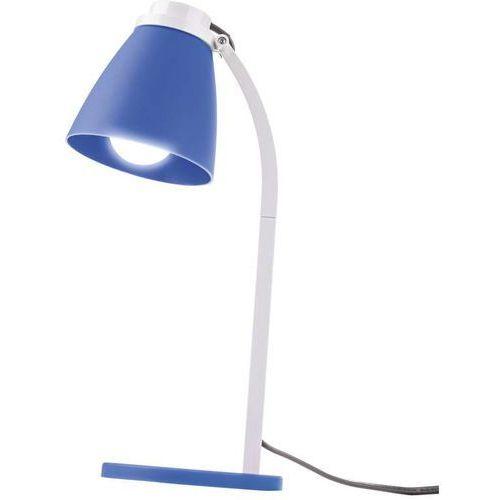 Emos lamka biurkowa lolli niebieska