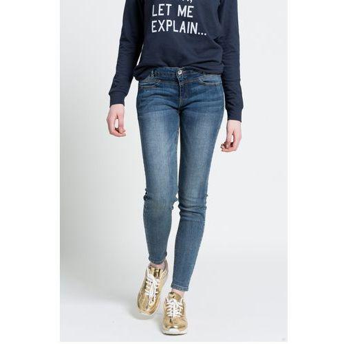 Review  - jeansy frontyoke