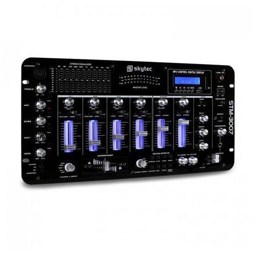 Stm-3007 6-kanałowy mikser dj bluetooth usb sd mp3 marki Skytec