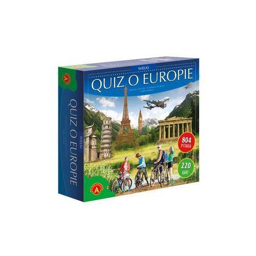 ALEXANDER Gra Wielki Quiz o Europie, AM_5906018004397