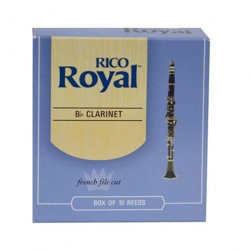 Rico royal 1.0 stroik do klarnetu b