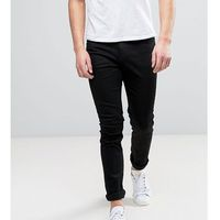 tall jeans tight skinny fit in new black - black, Cheap monday