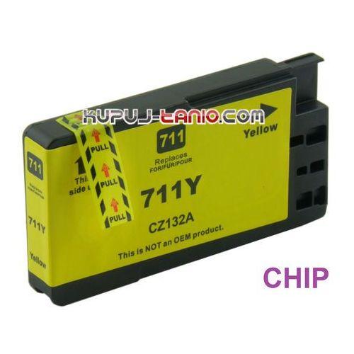 Celto .hp711 yellow () tusz hp designjet t520, hp designjet t150, hp designjet t120