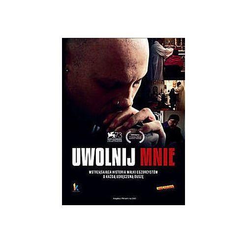 Uwolnij Mnie (książka + DVD) (Płyta DVD)