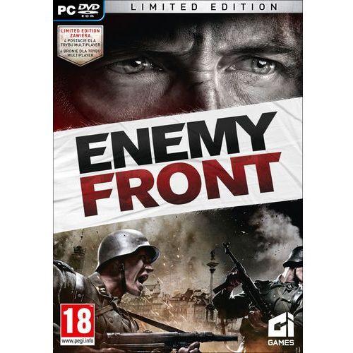 Enemy Front, wersja językowa gry: [polska]