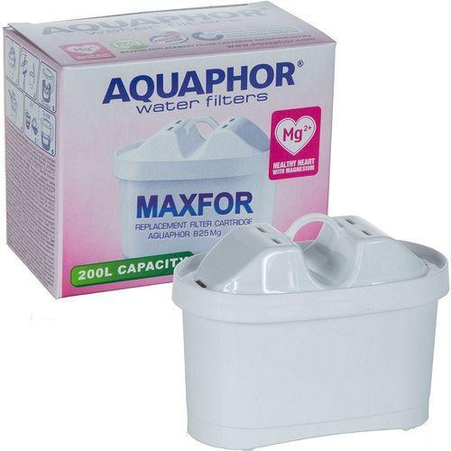 Aquaphor Wkład filtrujący b25 (b100-25 magnezowy mg2+) pasuje m.in do brita, dafi, laica (4744131012193)