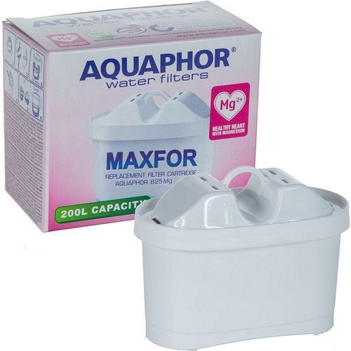 Wkład filtrujący AQUAPHOR B100-25 Maxfor Mg+ Magnezowy (4744131012193)