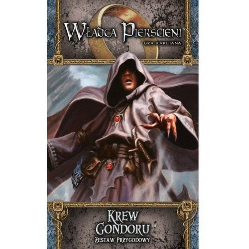 Galakta Wp: krew gondoru (9781616615581)