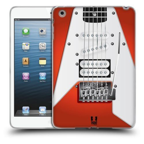 Head case Etui silikonowe na tablet - electric guitar orange