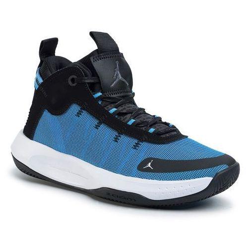 Buty NIKE - Jordan Jumpman 2020 BQ3449 400 University Blue, kolor niebieski