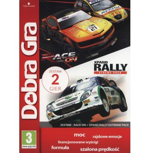 Race One + Xpand Rally (PC)