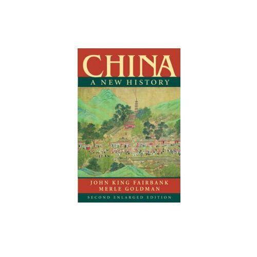 John King Fairbank - China (640 str.)