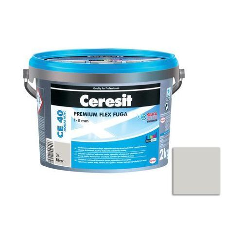 Ceresit Fuga cementowa wodoodprona ce40 niebieski 2 kg (5900089140619)