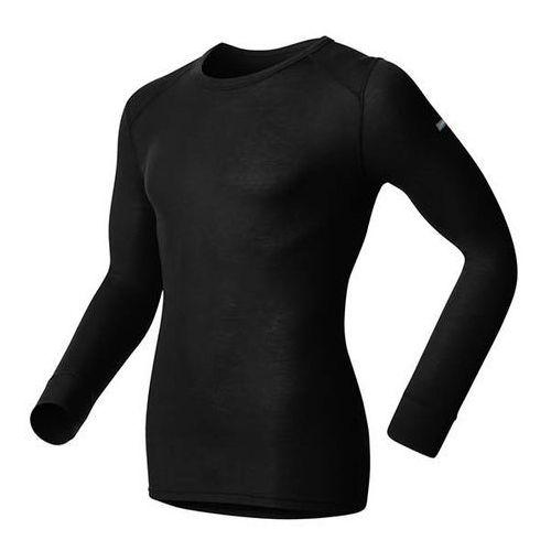Odlo Męska bluza termoaktywna active originals warm 152002/15000 czarny xxl