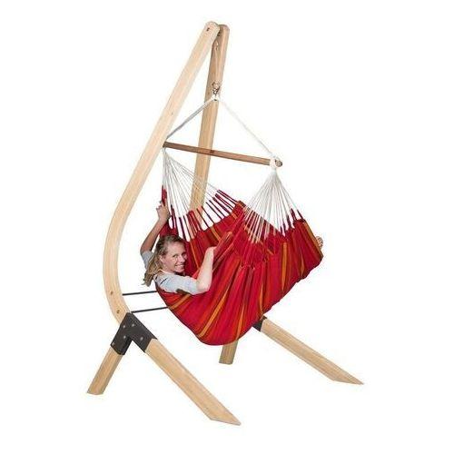 La siesta stojak do foteli wiszących vela wood