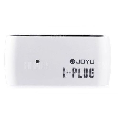 Joyo i-plug guitar headphone amp overdrive sound effects od producenta Gearbest