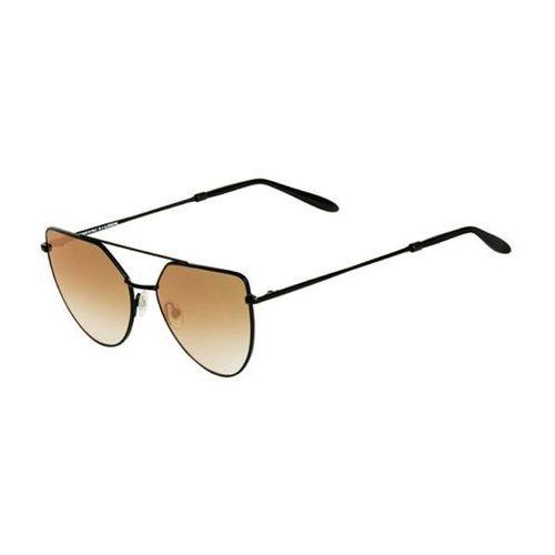 Okulary słoneczne off shore doppio osd03dft/matte black (gradient gold) marki Spektre