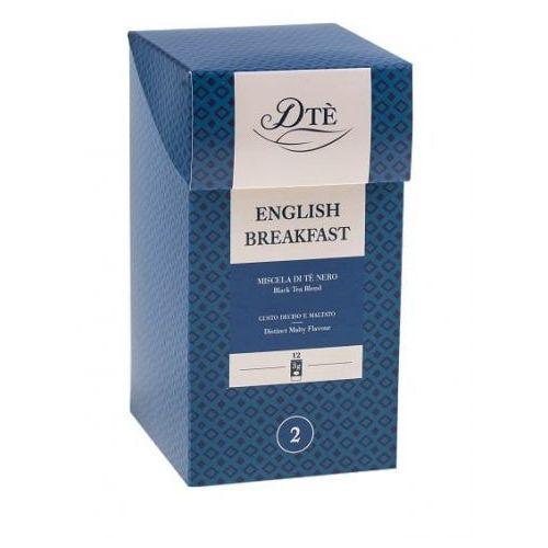 Diemme English Breakfast 12 torebek