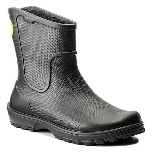 Crocs Kalosze - wellie rain boot 12602 black