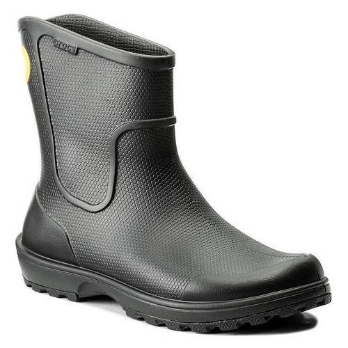 Kalosze CROCS - Wellie Rain Boot 12602 Black, 1 rozmiar