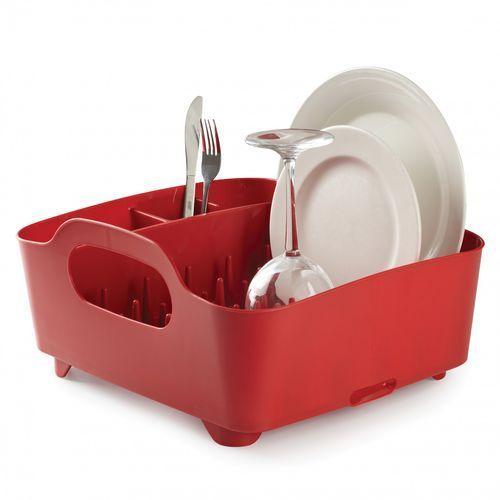 - ociekacz tub czerwony marki Umbra
