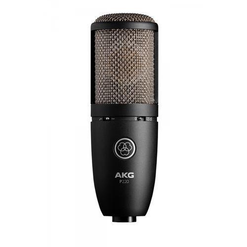 """p220 - mikrofon pojemnościowy wokalny, studyjny -5% na pierwsze zakupy z kodem """"start""""! marki Akg"""
