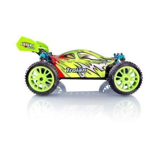 Troian Buggy 2.4GHz 1:16- Zielony, HSP/94185-18504