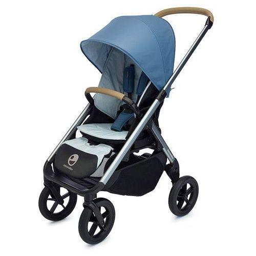 Wózek spacerowy Mosey+ Easywalker - Steel Blue EMO20002