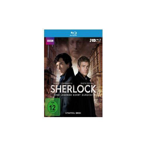 Sherlock, 2 Blu-ray. Staffel.3