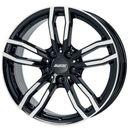 Alutec DRIVE DIAMOND BLACK FRONTPOLISH 8.00x18 5x120 ET43, DOT