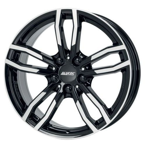 Alutec DRIVE DIAMOND BLACK FRONTPOLISH 7.50x17 5x112 ET54 DOT