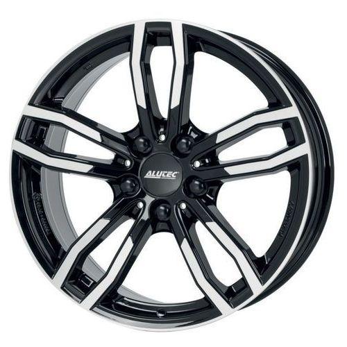 Alutec drive diamond black frontpolish 7.50x17 5x120 et43