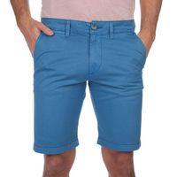Pepe jeans szorty męskie mc queen 38 niebieski
