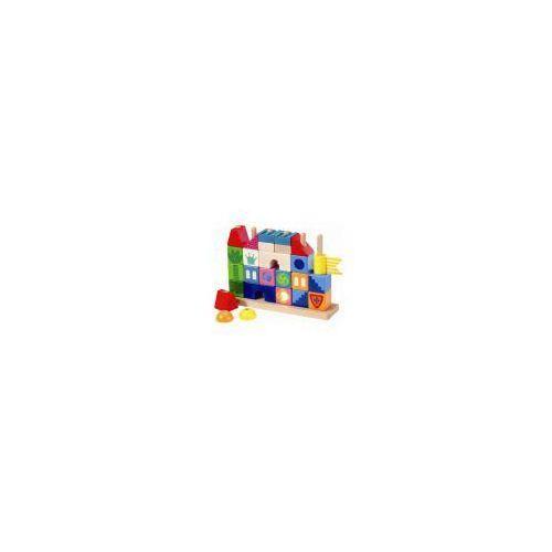 HABA 001952 Klocki-nakładanka: Kraina smoków