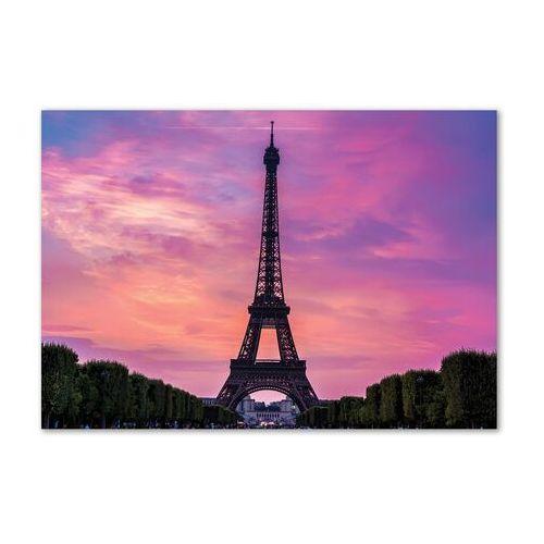 Foto obraz szklany Wieża Eiffla Paryż