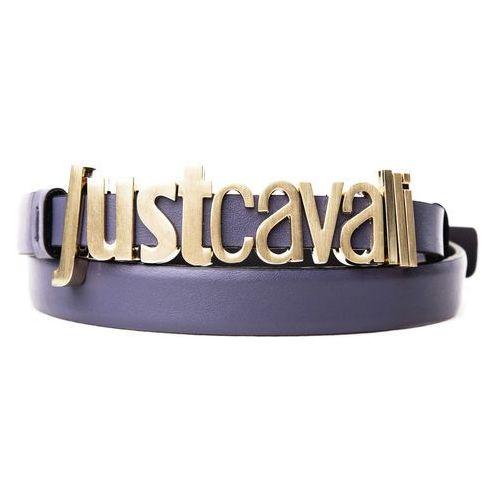 Just Cavalli Pasek Fioletowy 85 cm