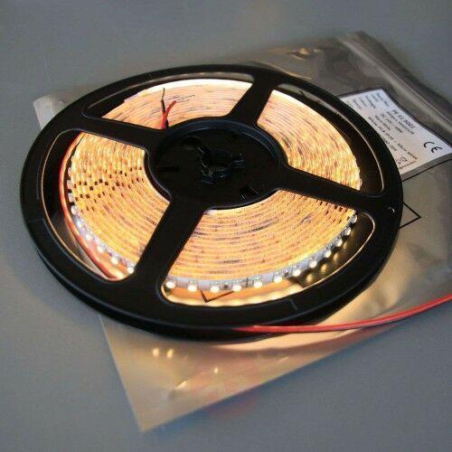 Taśma LED Mono 600 ciepła biel 2 900 K IP20 48W