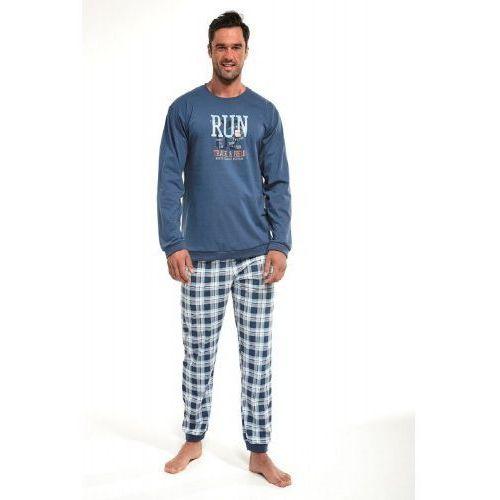 Bawełniana piżama męska 115/134 run marki Cornette