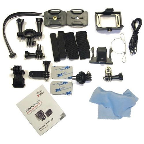Kamera XBLITZ Action 4K Szybka dostawa! Darmowy odbiór w 21 miastach! (5902479670485)