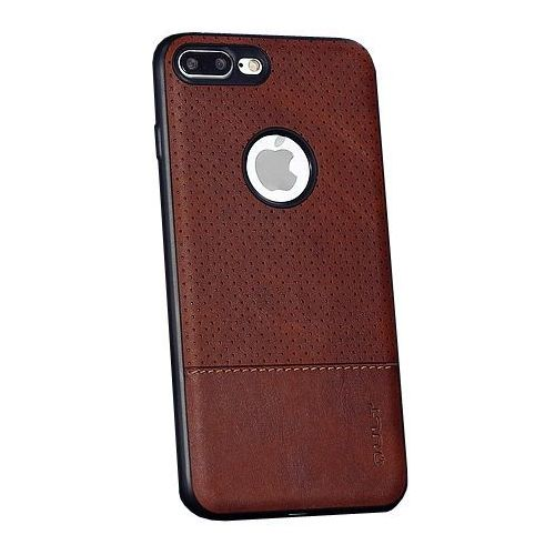 Etui QULT iPhone 6/6S Back Case Drop Brązowy (5901386713223)