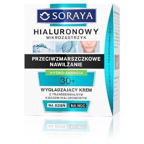Soraya  hialuronowy mikrozastrzyk krem wygładzający 30+ na dzień i noc 50ml (5901045060194)