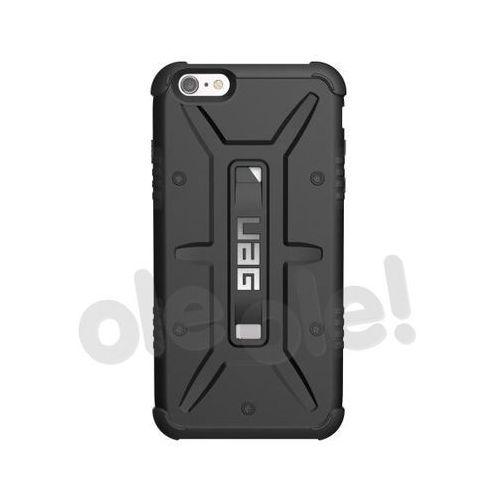 Etui URBAN ARMOR GEAR Composite Case do iPhone 6/6s Plus Czarny, kolor czarny