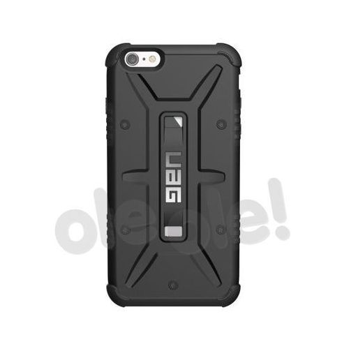 Etui URBAN ARMOR GEAR Composite Case do iPhone 6/6s Plus Czarny, UAG-IPH6/6SPLS-BLK-VP