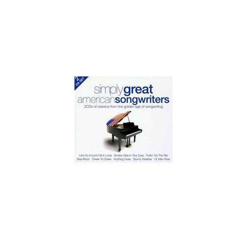 Simply Great American Songwriters (0698458023629)