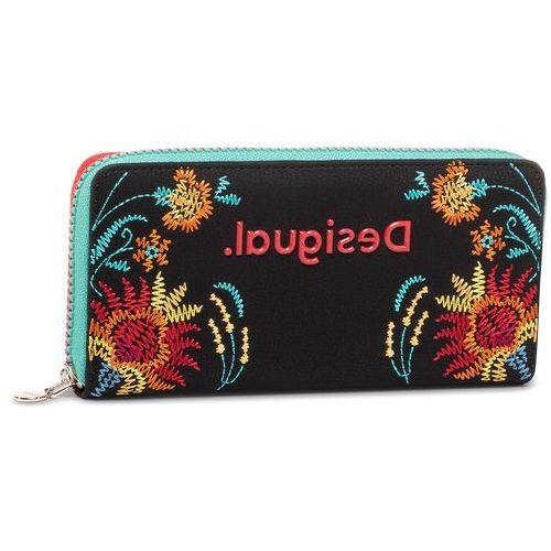 Duży portfel damski - 20sayp16 2000 marki Desigual