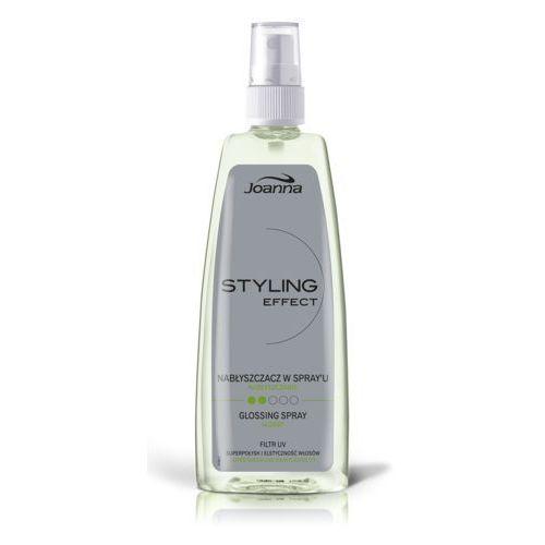 Joanna Styling Effect 150ml nabłyszczasz do włosów w sprayu
