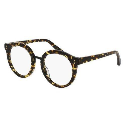 Stella mccartney Okulary korekcyjne sc0072o 003