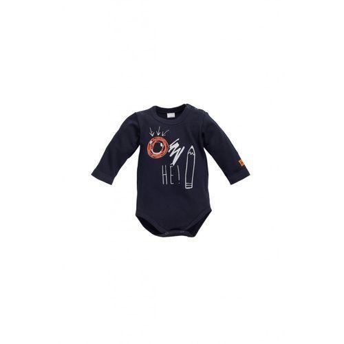 Body bawełniane z dlugim rękawem 5t35by marki Pinokio
