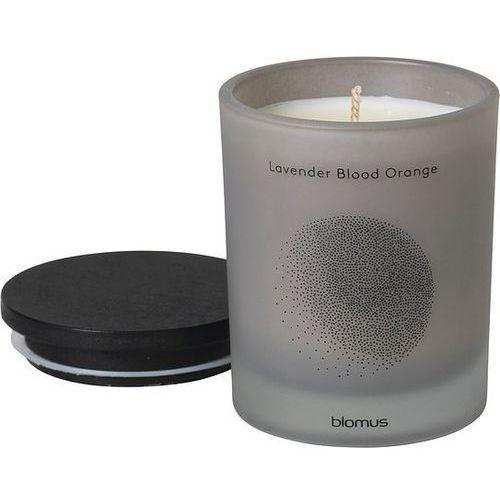 Świeca zapachowa flavo 7 cm lavender blood orange marki Blomus