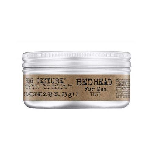 Tigi bed head men pure texture stylizacja włosów 83 g dla mężczyzn